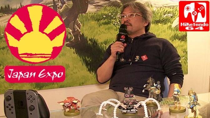 [Video] The Art Of Legend Of Zelda Masterclass (Japan Expo)