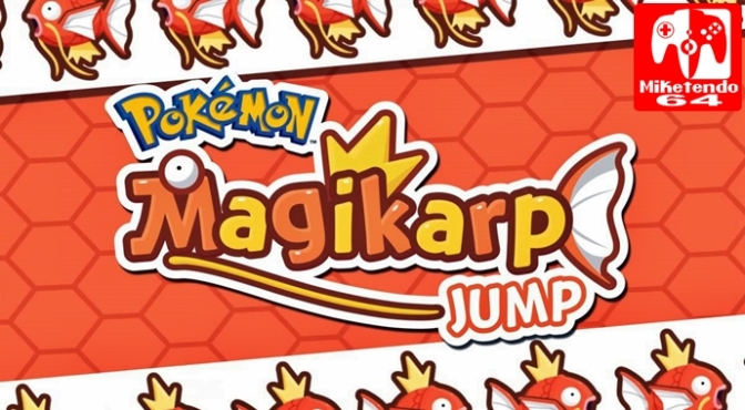 [Review] Pokémon: Magikarp Jump (Mobile Application)