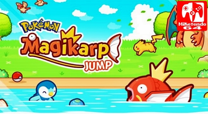 [Patch Notes] Pokémon: Magikarp Jump Version 1.3