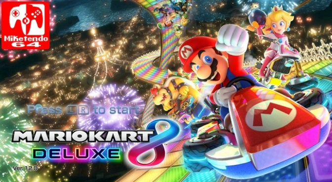 [Patch Notes] Mario Kart 8 Deluxe Version 1.2.1