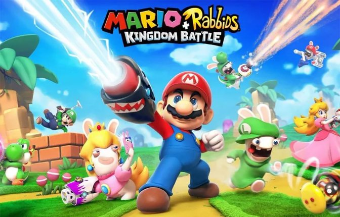 [Video] Mario + Rabbids Kingdom Battle – World 1 Gameplay