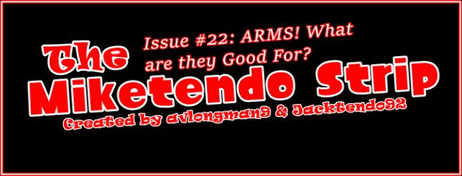 Miketendo Strip Banner #22