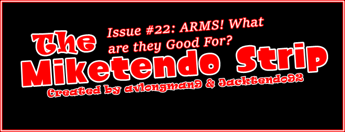 Miketendo Strip Banner #22