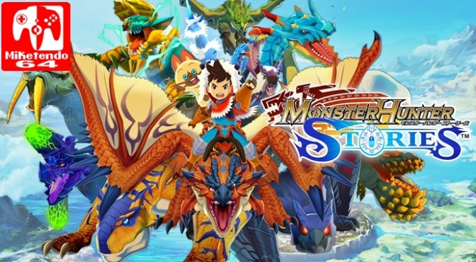 [Video] Monster Hunter Stories' Zelda Collaboration Comes West on September 28th