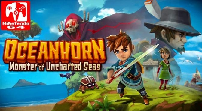 [Review] Oceanhorn: Monster of Uncharted Seas (Nintendo Switch)