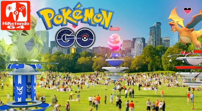 Raid Battles and More with Pokémon GO's Forthcoming Update