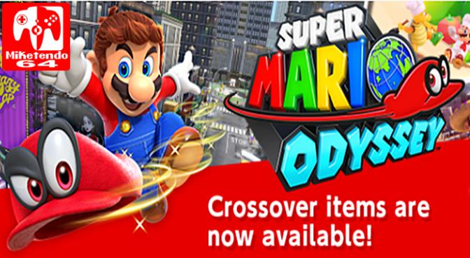 Super Mario Run's Super Mario Odyssey Tie-in Has Begun