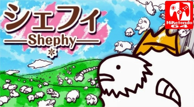 [Europe] Arc System Works Bring Shephy to Nintendo Switch eShop on July 6th