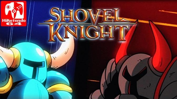[Video] Shovel Knight Anime Opening By Channy & Kimberly