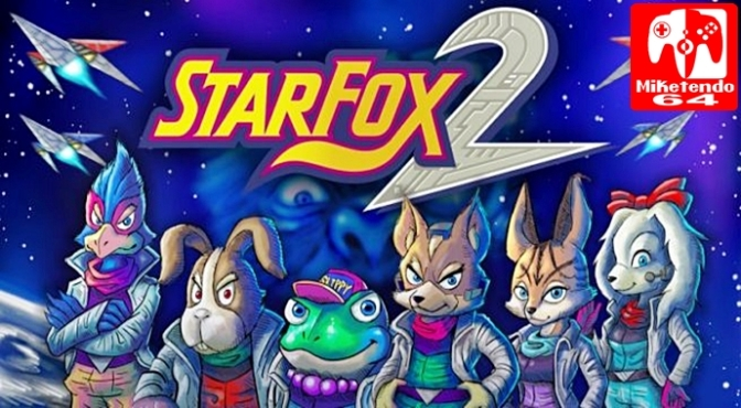 [Review] Star Fox 2 (SNES Classic Edition)