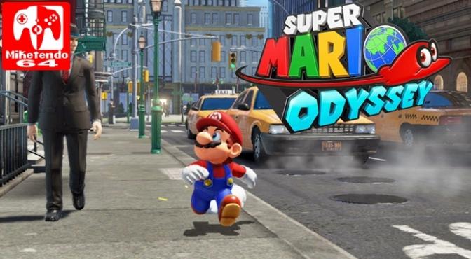 Super Mario Odyssey Dominates the 2017 Gamescom Awards