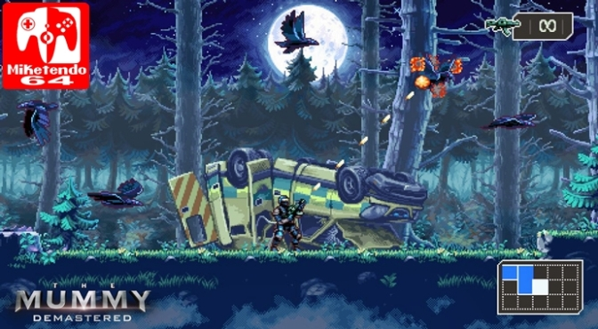 The Mummy Demastered Will Have a Physical Release for Wii U