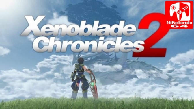 Xenoblade Chronicles 2 Releases Holiday 2017