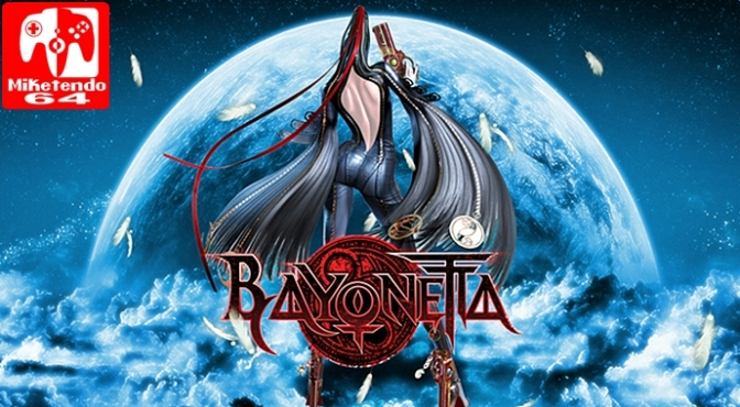 "[Random] The ""Switch Styled Bayonetta"" Tease that Was seen Around the World"