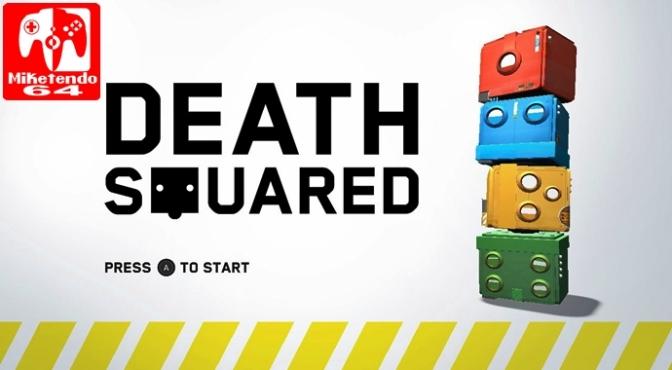 [Video] Death Squared Launch Trailer & Press Release