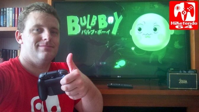 [Video] Bulb Boy Video Review & Gameplay