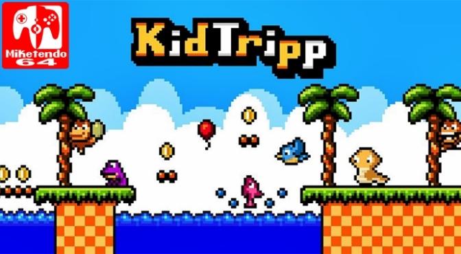 [Review] Kid Tripp (Nintendo Switch)
