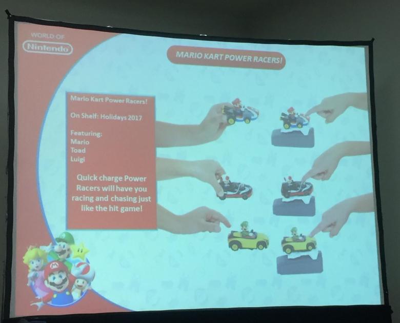 Mario Kart Power Racers World of Nintendo