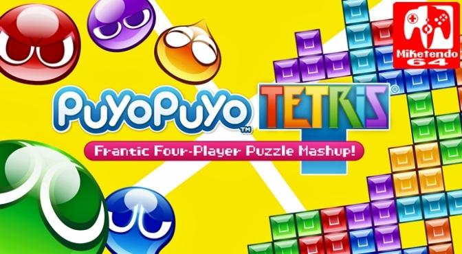 [Patch Notes] Puyo Puyo Tetris Version 1.1.0