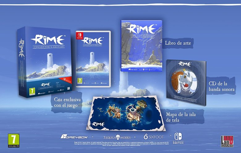 Rime Collector's Edition