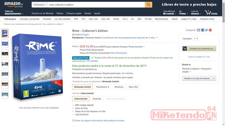 RIME Collectors's Amazon.png