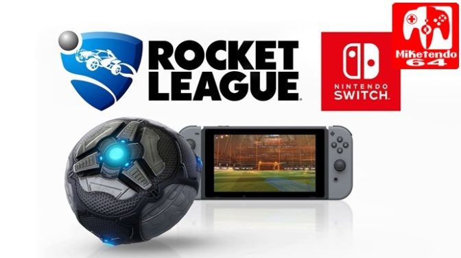 Rocket League Devs Say Nintendo Have Been Very Helpful, Cross-Play Is Inevitable