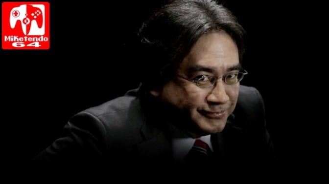 Satoru Iwata: Two Years On. The Man We Will Always Remember