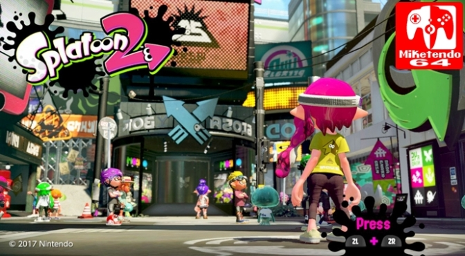 [Patch Notes] Splatoon 2 Version 1.2.0