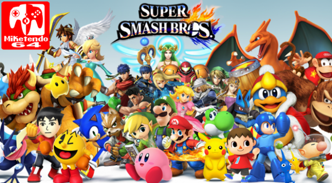 [Update] Additional amiibo Support Comes to Super Smash Bros. for Wii U & 3DS thanks to the New 1.1.7  Patch