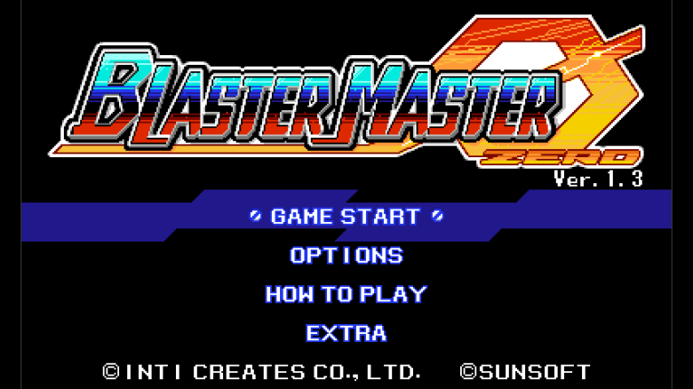 Title Screen Ver. 1.3