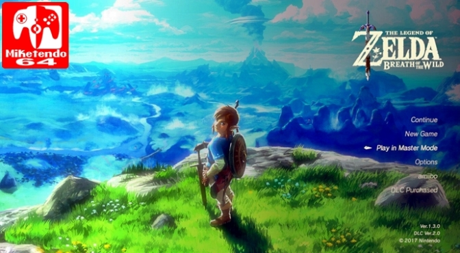 [Patch Notes] The Legend of Zelda: Breath of the Wild Version 1.3.1