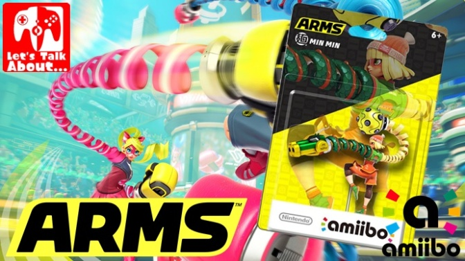 Let's Talk About… ARMS (And the Lack of amiibo)