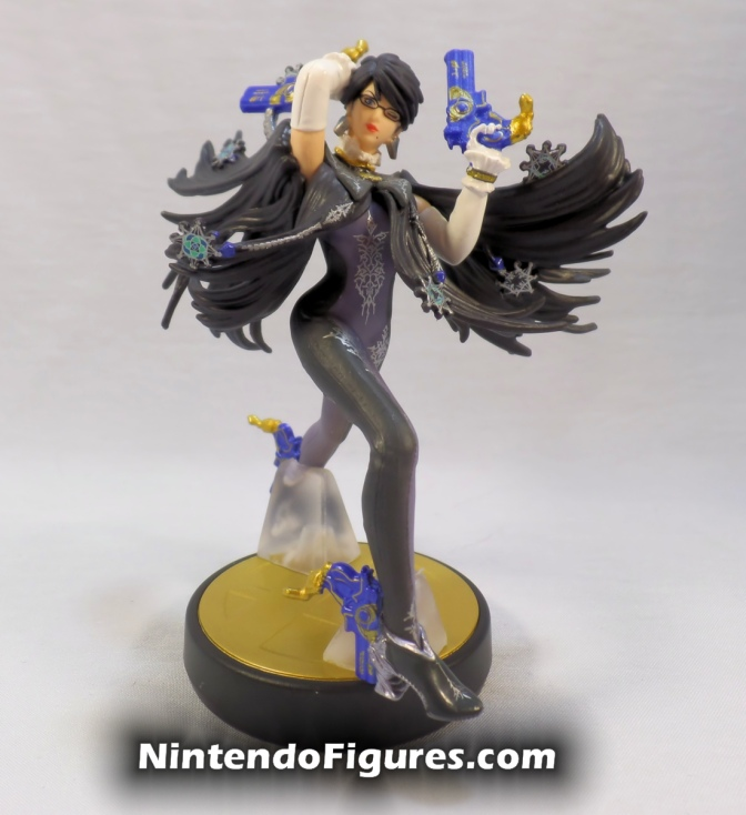 Bayonetta Player One Amiibo Review
