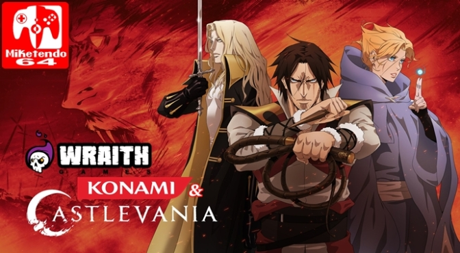 [Feature] Wraith Games, Konami and the Future of Castlevania