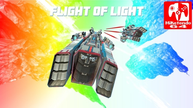 [Review] Flight Of Light (Wii U)