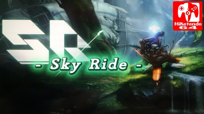 [Europe] Sky Ride Coming To Nintendo Switch August 28th