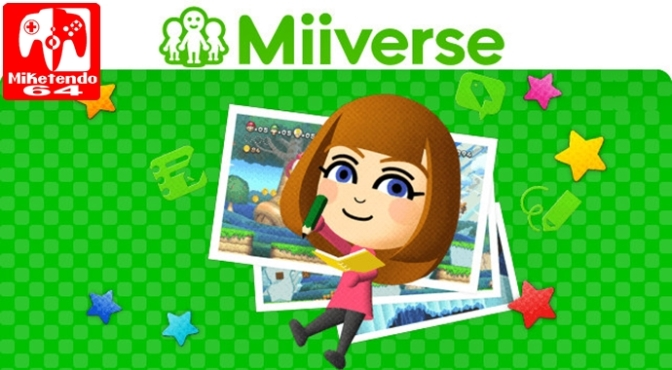 Miiverse, Nintendo TVii & Wii U Chat All Meet their Global End this November and Here's Everything you Need to Know!