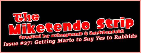 Miketendo Strip Banner #27