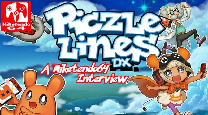 [Interview] From Mobile to Nintendo Switch (The Re-imagining of Piczle Lines DX)