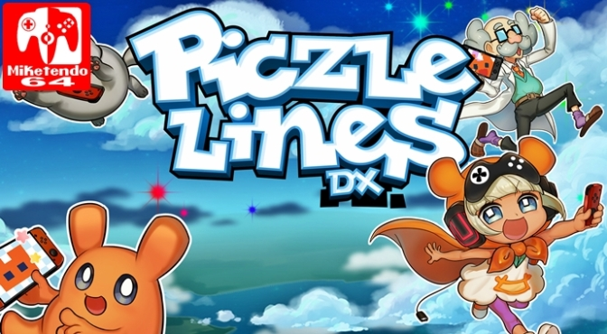 5 New Packs, 100 Puzzles and 1 Awesome new Update Piczle Lines DX is out Now!