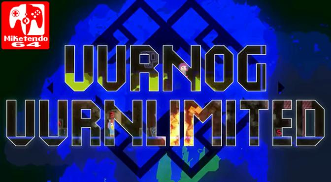 Raw Fury & Nifflas are Bringing Uurnog Uurnlimited to Nintendo Switch