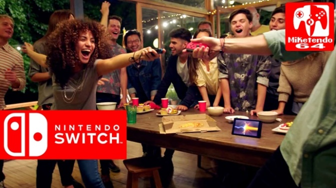 [Video] Nintendo Switch- Take Your Games Wherever You Go Trailer