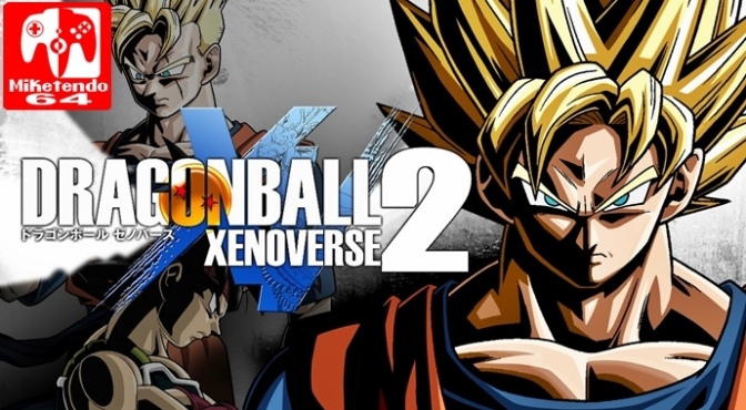 Dragon Ball Xenoverse 2 is a Hit on Switch! (400,000 Units Sold and Counting)