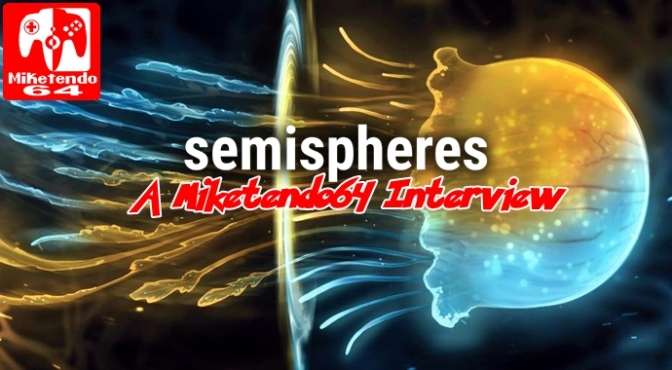 [Interview] Diving Headfirst into the Creation of Semispheres