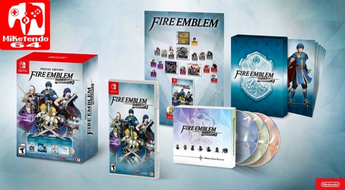 [Press Release] amiibo and Official DLC Pricing Details and Announcement for Fire Emblem Warriors