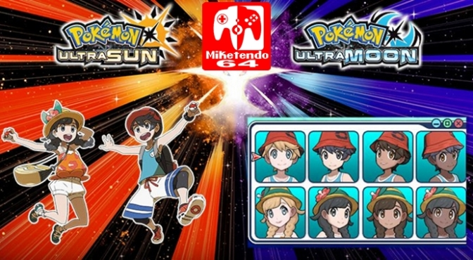 More than 400 Pokémon Revealed for Ultra Sun & Ultra Moon and a Whole Load of All new Details!