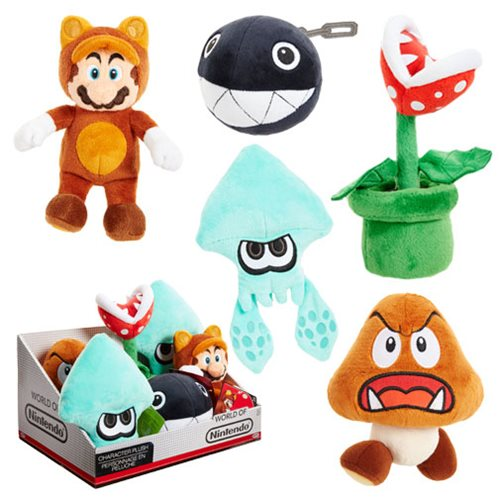 Plush Added to World of Nintendo Release Guide