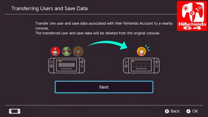 [Guide] From One Switch to Another (a How-to Walkthrough on Transferring Switch User and Save Data!