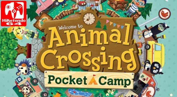 [Event] Making Friends Gets Even Easier with Animal Crossing: Pocket Camp