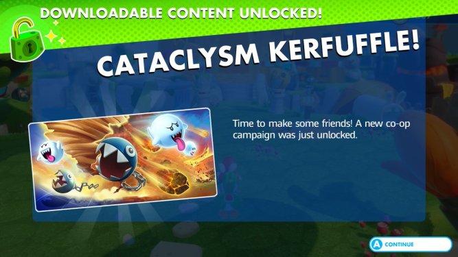 Cataclysm Kerfuffle